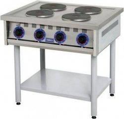 Плита без духовки ПЕ-4КР