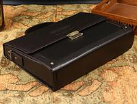 Мужская кожаная сумка. Модель 2239, фото 3