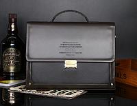 Мужская кожаная сумка. Модель 2239, фото 2