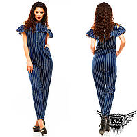 Строгое платье по колено с завязкой на талии темно-синее, коралловое