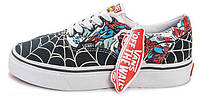 Кеды Vans MARVEL Spiderman ванс марвел