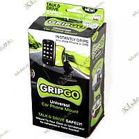 Автомобильное крепление GripGO для смартфонов и GPS навигаторов