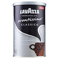 Кофе растворимый Lavazza Prontissimo Classico железная банка 95г