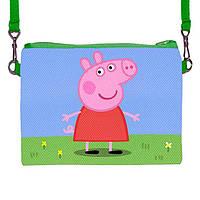 Яркая сумка для маленькой модници Peppa Pig