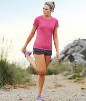 Женская спортивная футболка Perfomance