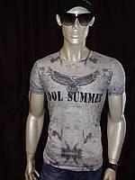 Мужская футболка с орлом, фото 1
