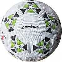Мяч резиновый Футбольный №4 S013. Распродажа!