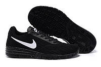 Мужские кроссовки Nike SB Paul Men Black White Fantasy (Реплика ААА+)