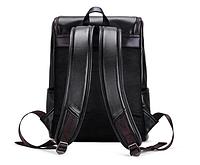 Мужской кожаный рюкзак. Модель 2245, фото 4