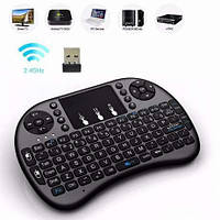 Беспроводная игровая клавиатура Keyboard wireless+touch