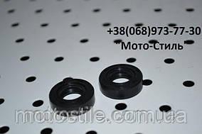 Сальники коленвала (22х12х7) для мотокосы, бензокосы Stihl FS-55