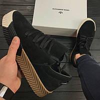 Кроссовки Adidas x Alexander Wang. Живое фото! Топ качество! (Реплика ААА+)