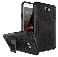 Бронированный чехол (бампер) для Huawei Y5 II | Honor Play 5 | Honor 5 Play | Y6 II Compact
