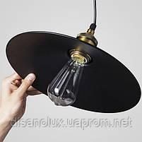 Cветильник подвесной Loft 1035-340 Е27 340X1100мм, фото 2