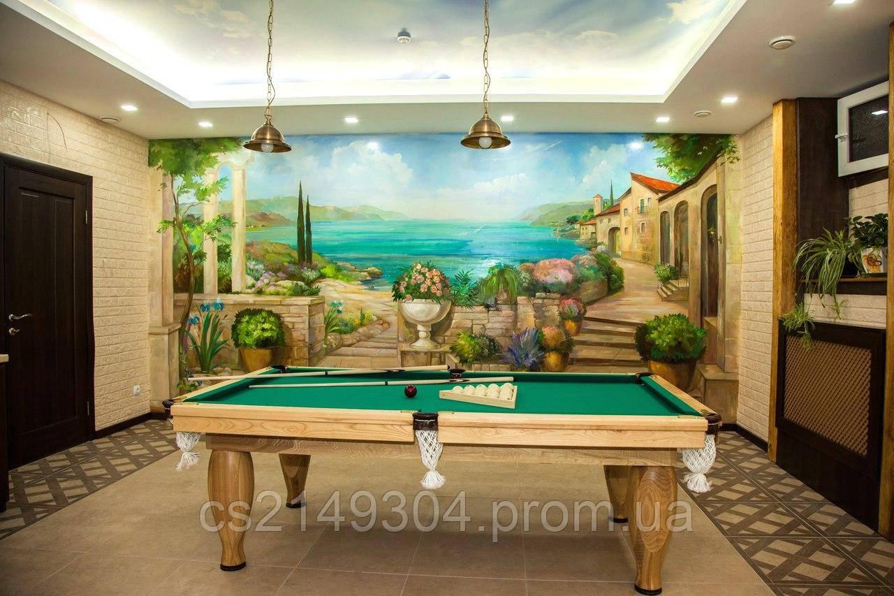 Стенная живопись - Naraevskiy's Art Group в Хмельницком