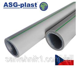 Труба полипропиленовая FV-Plast ASG composite 20х3,2 с алюминиевой вставкой