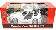 Машинка на пульте управления Mercedes-Benz SLS AMG GT3