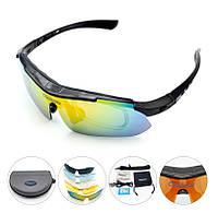 Окуляри Cycloving CS55 для спорту риболовлі водіння очки