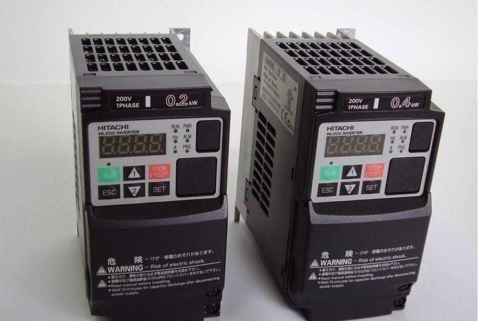 Преобразователь частоты Hitachi WJ200-004SF