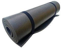 Каремат «MILITARY» 1900×600×10мм, ХС ППЭ, повышенной плотности 60кг/м³