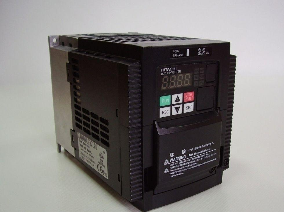 Преобразователь частоты Hitachi WJ200-055HF