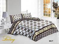 Полуторный комплект постельного белья «Louis Vuitton»