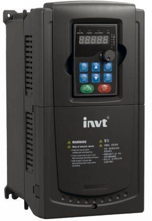 Преобразователь частоты INVT GD20-1R5G-S2