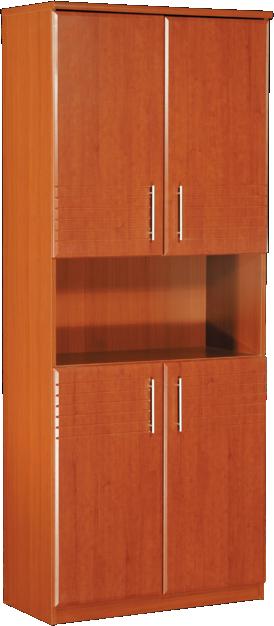 Шкаф книжный-дверки Менеджер