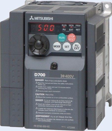 Преобразователь частоты Mitsubishi FR-D740-012-EC