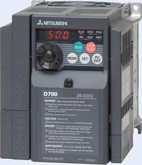 Преобразователь частоты Mitsubishi FR-D720S-025-EC