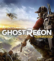 Игра Tom Clancy's Ghost Recon: Wildlands (на диске) к Sony PlayStation 4 (PS4)