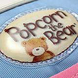 Рюкзак ортопедический школьный Kite 511 Popcorn Bear ( PO17-511S ), фото 6