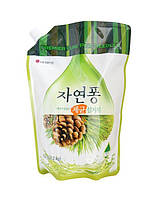 Средство для мытья посуды LG Natural Pong Хвоя, 1,2 л