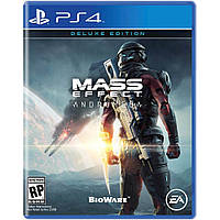Игра Mass Effect: Andromeda (на диске) к Sony PlayStation 4 (PS4)