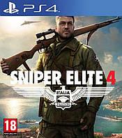 Игра Sniper Elite 4 (на диске) к Sony PlayStation 4 (PS4)