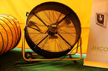 Промышленный вентилятор Master DF 20P