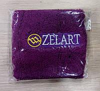 Качественный фиолетовый напульсник на руку от Zelart.