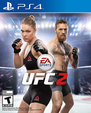 Игра UFC 2 (на диске) к Sony PlayStation 4 (PS4)  , фото 2