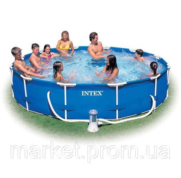Каркасный бассейн Intex 56996