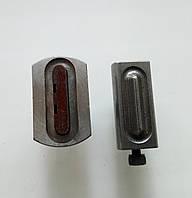 Матрица на люверс овальный 30 мм