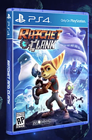 Игра Ratchet & Clank (на диске) к Sony PlayStation 4 (PS4)