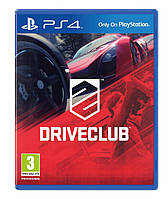 Игра DriveClub (на диске) к Sony PlayStation 4 (PS4)
