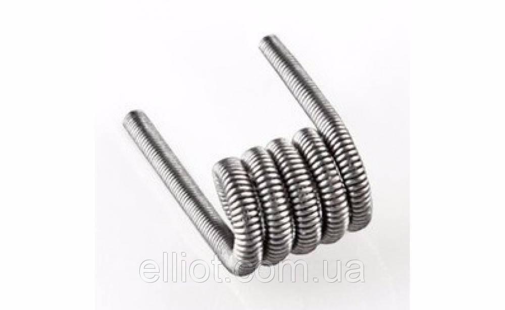 1метр Clapton coil клэптон койл спираль для Вейпа Кантал