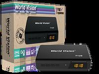 Цифровой эфирный тюнер World Vision T126 DVB-T2