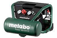 Компрессор безмасляный Metabo Power 180-5 W OF 90л / мин.
