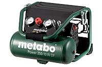 Компрессор безмасляный Metabo Power 250-10 W OF  110л / мин.
