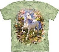 Футболка The Mountain UNICORN FOREST