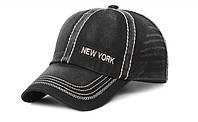 Бейсболка New York черный, фото 1