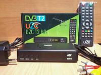 Цифровая приставка Т2 Ресивер (Тюнер) U2C T2 HD