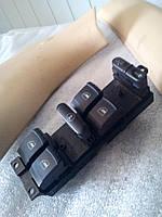 Блок управления стеклоподъемниками 1J4959857B VW, Skoda, Audi